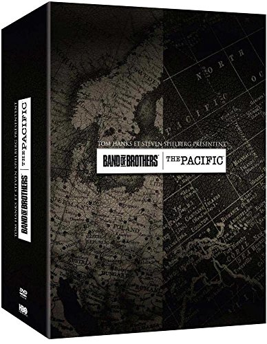 Band of Brothers + The Pacific (Repack) - DVD - HBO