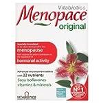 Vitabiotics Menopace Original, 30 Tab...