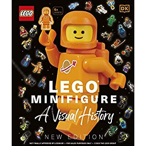 LEGO® Minifigure A Visual History New Edition: With exclusive LEGO spaceman minifigure! 9780241409695 LEGO