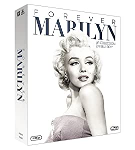Forever Marilyn (Region B, 7 Films) - Gentlemen Prefer Blondes - How To Marry A Millonaire - River Of No Return - There´s No Business Like Show Business -The Seven Year Itch -Some Like It Hot - The Misfits -