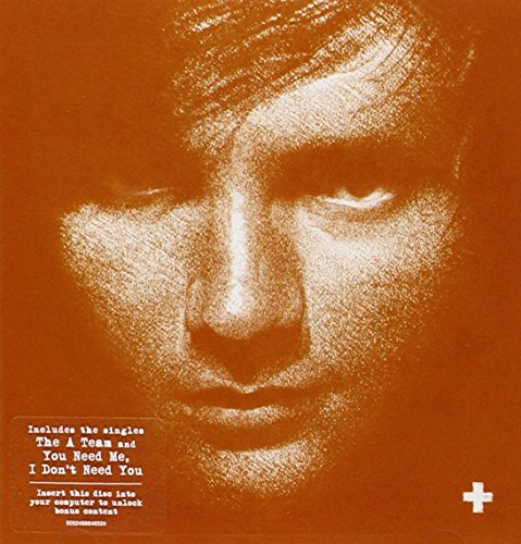 The Man with the wonderful velvet voice (CD Album Sheeran Ed, 12 Tracks) uni, kiss me , grade 8, u need me , wake me up , small bump , lego haus, give me luv etc..
