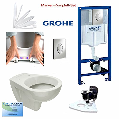 Grohe Wc Set Chrom