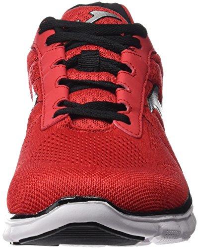Joma C.Tempo Men 606 Rojo, Chaussures de Sport Homme Rouge