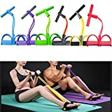 #9: Getko with Device Pull Reducer-Training Bands Pull up Body Trimmer Pedal Exerciser Body Fitness Yoga Crossfit