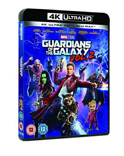 Blu-ray2 - Guardians Of The Galaxy Vol 2 (2 BLU-RAY)