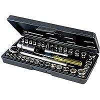 Task 729799 - Juego de llaves de vaso, 40 pzas (40 pzas)