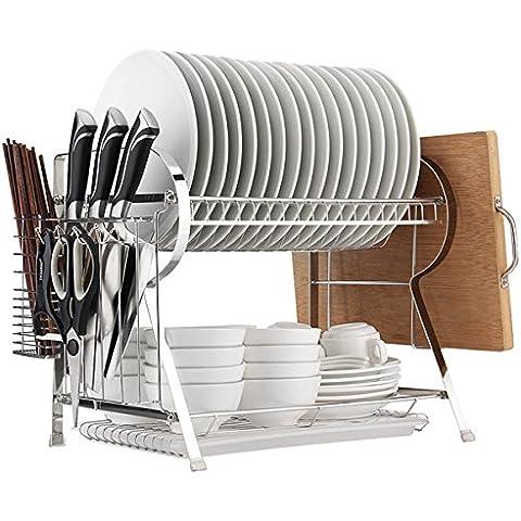 CLG-FLY Cucina forniture piatto della piastra di ammissione ciotola rack rack Lek Yuen acqua armadi disc vasellame organizzare scaffalatura#34 con alta qualità