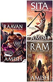Amish's Ramachandra Series - Ram, Sita &
