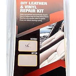 Leder-Reparatur-Set für Autositz, Couch, Jacken von Yier