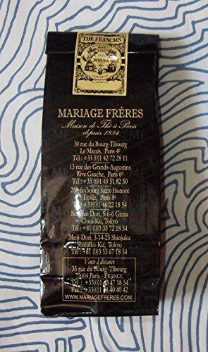 Mariage Frères Paris – EARL GREY IMPÉRIAL – 2 x 100gr = 200gr Nachfüllung (Lose blatt)