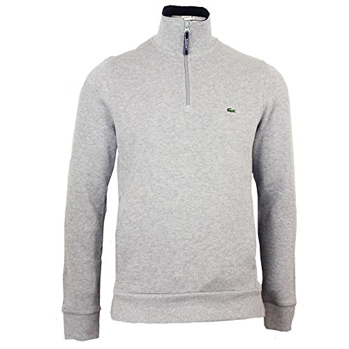 lacoste-2017-mens-half-zip-interlock-sweatshirt-argent-chine-size-4-m