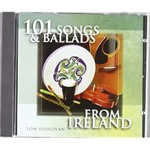 101 Songs & Ballads from Irela