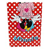 Seven Disney Minnie Pop Pois Agenda Scolaire 10 Mois Rouge