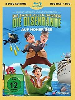 Die Olsenbande auf hoher See [Limited 2-Disc Edition im Schuber] [Blu-ray] [Limited Edition]
