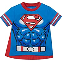 DC Comics Batman & Superman Toddler Boys
