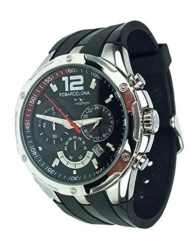 Officielle Viceroy Reloj FC Barcelone montre chronographe