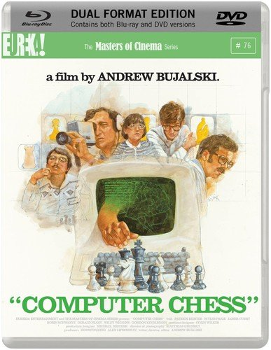 Computer Chess (Masters of Cinema) (DVD & BLU-RAY DUAL FORMAT) [UK Import]