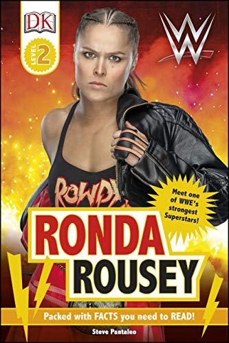 WWE Ronda Rousey (DK Readers Level 2) (English Edition)