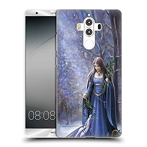 Official Anne Stokes Soltice Gathering Yule Hard Back Case for Huawei Mate 9