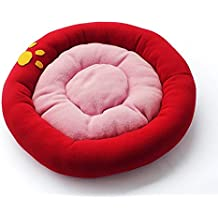 OHlive Cómodo Velvet New Pet Dog Sofa Pet Nest Otoño Invierno Cálido Waterloo Cama para Perro