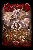 Gods of Violence Textil Poster