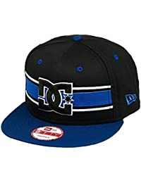 32aa4df8700 DC Shoes Kappe New Era Cap Rob Dyrdek Ribbon 3 Snapback anthracite solid -  Einheitsgrösse