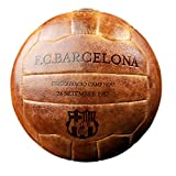 FC Barcelona offizielle Vintage Fußball