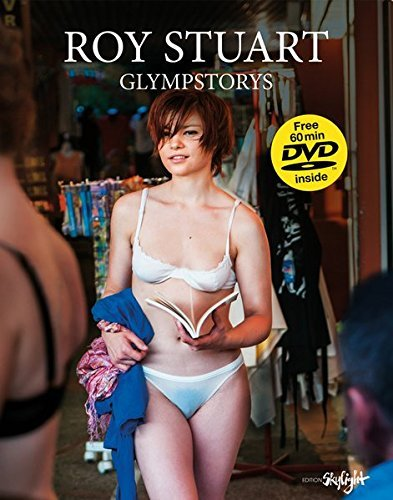 Glympstorys: Text in English, French & German. Including a free 60 Min. DVD by Roy Stuart (2014-01-17)