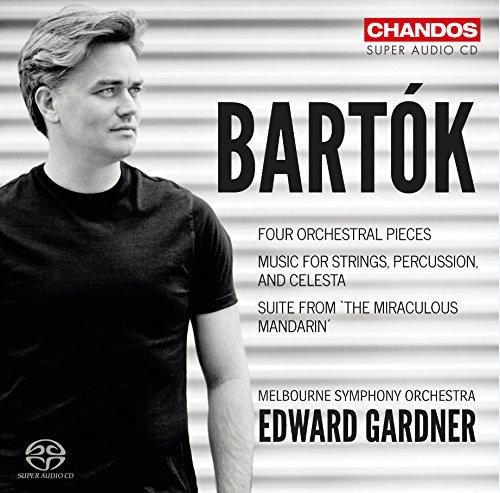 Bela Bartok: Vier Orchesterstücke/der Wunderbare Mandarin-Suite