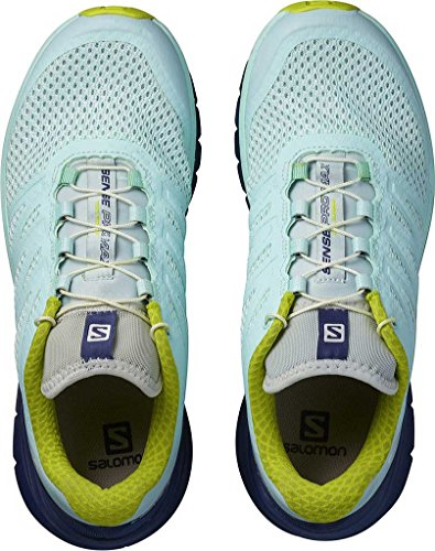 Salomon - Sense Pro Max W, Scarpe da trail running Donna Blue