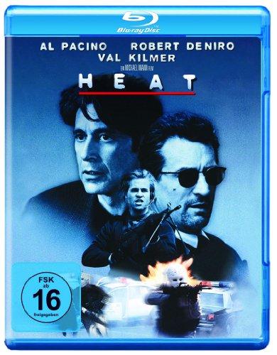 Warner Home Video - DVD Heat [Blu-ray]