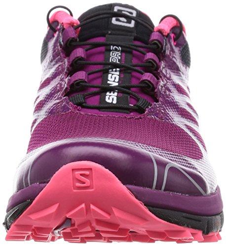 Salomon Sense Pro Women's Chaussure Course Trial pink