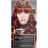 L'Oreal Paris Preference Hair Colour 6.45 Brooklyn Copper Auburn