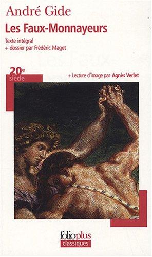 Faux-Monnayeurs, Les (Folio Plus Classique) par Andre Gide