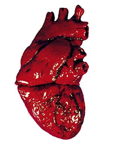 Blutiges Herz aus Latex (Herzen Blutige)