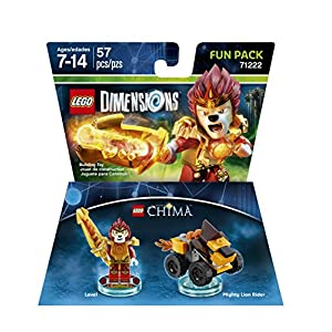 Chima Laval Fun Pack – Lego Dimensions by Warner Home Video – Games