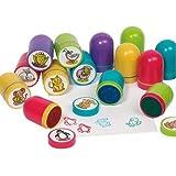 Toy - Stempelset Tiere 10 Stück