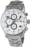 TOM TAILOR Herren-Armbanduhr Chronograph Quarz Edelstahl 5414002