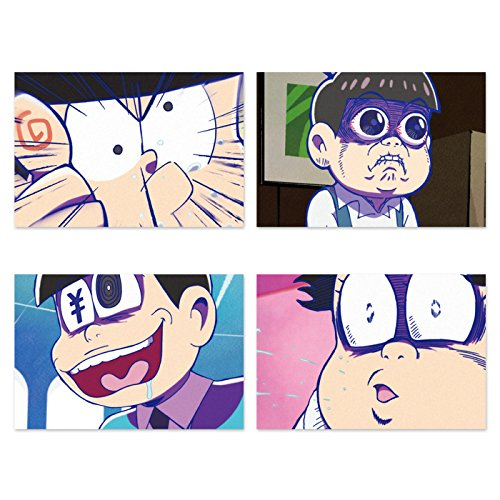 osomatsu-san-funny-face-post-card-set-vol1-e-japan-new-from-japan-new