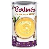 GERLINEA - GER90363 - Hyperprotéinés Sucrés Crème Repas - Boîte de 540 g