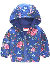 b2620b284 Amazon.co.uk  Multicolour - Coats   Jackets   Baby Girls 0-24m  Clothing