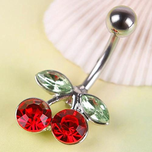 trod-red-cherry-full-rhinestone-navel-belly-button-barbell-body-piercing-pierced-jewelry