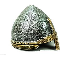 Medieval Knight Helmet for Kids. Viking Nasal Helmet