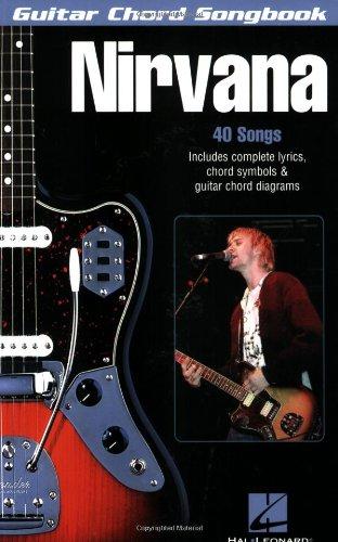 Read Kindle [PDF] Guitar Chord Songbook - Nirvana (Guitar Chord ...