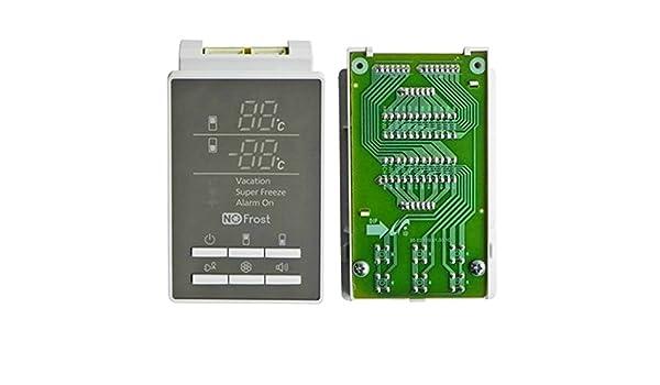 Siemens Kühlschrank Vacation : Samsung kühlschrank gefrierschrank temperatur steuern platte