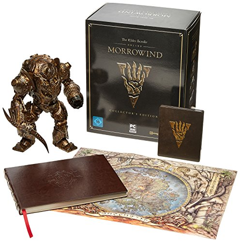 The Elder Scrolls Online: Morrowind - Collector\'s Edition (exkl. bei Amazon) [PC]