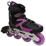 Firefly F700 Größe 36 Damen Inline Skates Inliner schwarz lila