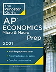 Princeton Review AP Economics Micro and Macro Prep, 2021