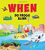 When Do Frogs Blink?