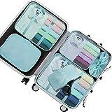 Best Cubes d'emballage de Voyage - Cubes d'emballage de voyage - YonRui 6Pcs sac Review